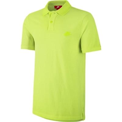 GS SLIM POLO-FADE Pánské tričko