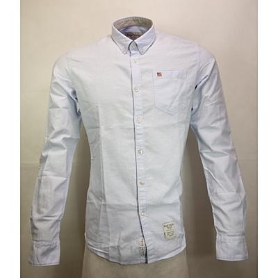 Oxford1 Azzurro Pánská košile