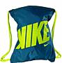 Logo Draw String Bag Gym Bag Gym-sack Vak na záda 13l